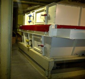 Counterflow cooler