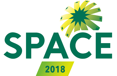 From 11 to 14 september, join us at SPACE 2018 !