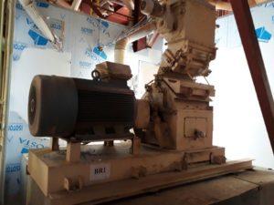 VAN AARSEN 2D hammer mill