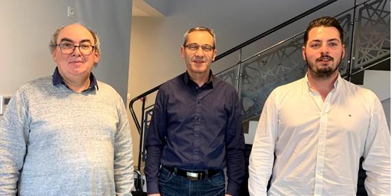 Bienvenue à Axel MARGAS, par le passé apprenti au sein du Groupe SETER, aujourd'hui Technico-commercial !